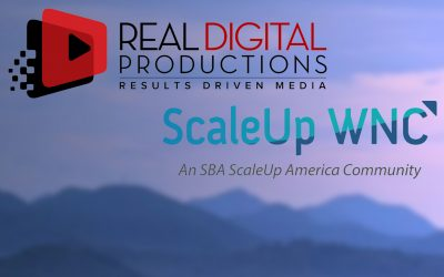 Real Digital Productions Founders Named to ScaleUp WNC Spring 2017 Cohort